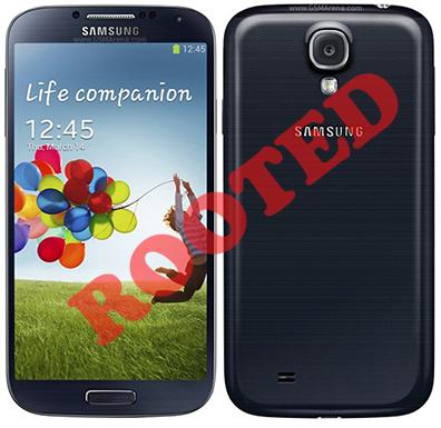 Получаем Root-права на Samsung Galaxy S4