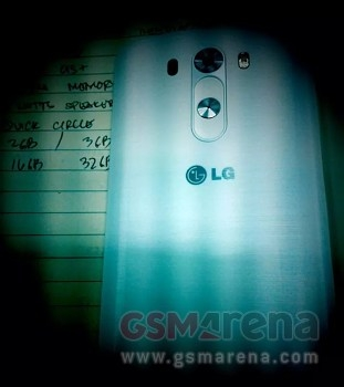 В сети появились изображения флагмана LG G3