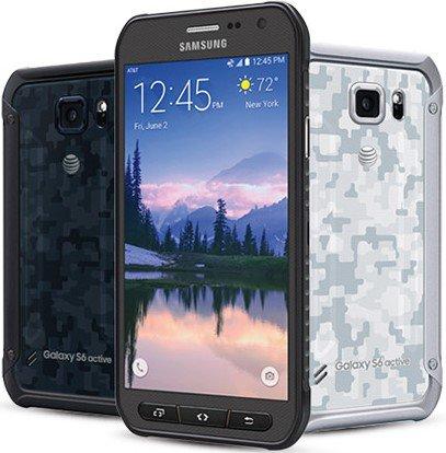 Официально представлен защищенный смартфон Galaxy S6 Active от Samsung