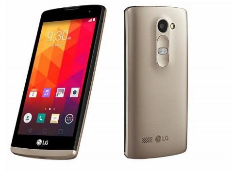 Leon LTE: очередной смартфон от LG по цене 8990 рублей