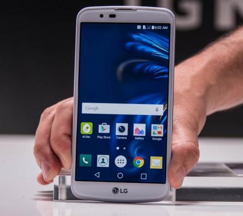 LG K10 и K7: стильный дизайн для недорогих смартфонов
