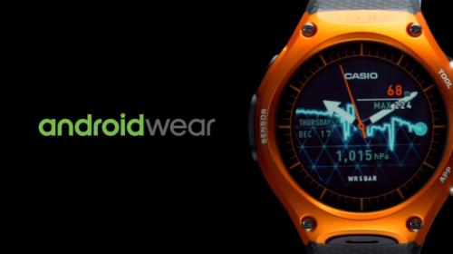 Casio WSD-F10: защищенный смарт-хронометр на Android Wear