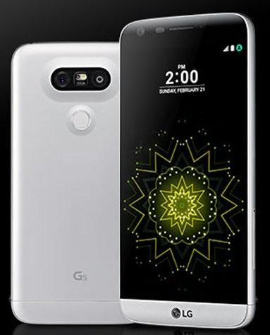 LG G5: новый рендер, изображение Magic Slot и емкость аккумулятора
