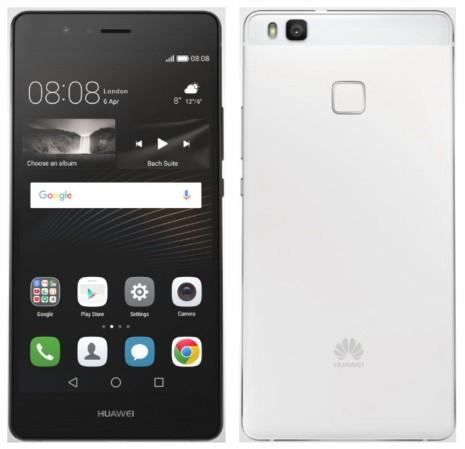 Huawei P9 Lite: пресс-фото и подробности