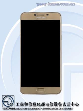 Samsung Galaxy C7 прошел проверку TENAA (фото и характеристики)