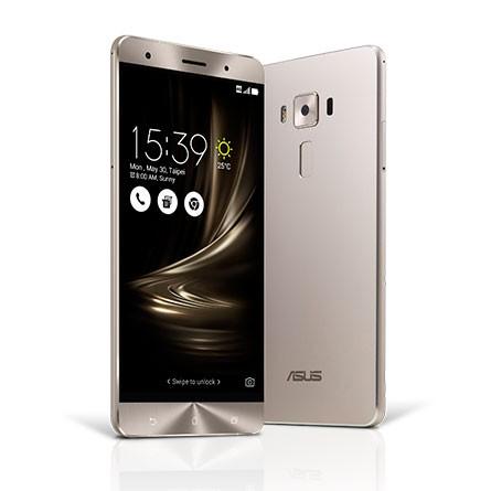 Asus Zenfone 3 Deluxe: первый телефон с процессором Snapdragon 821