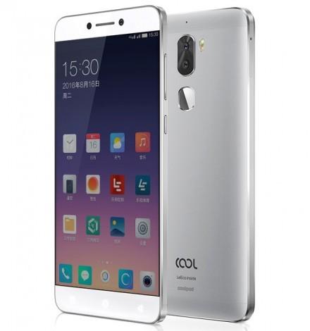 LeEco иCoolpad анонсировали 1-ый смартфон общего производства