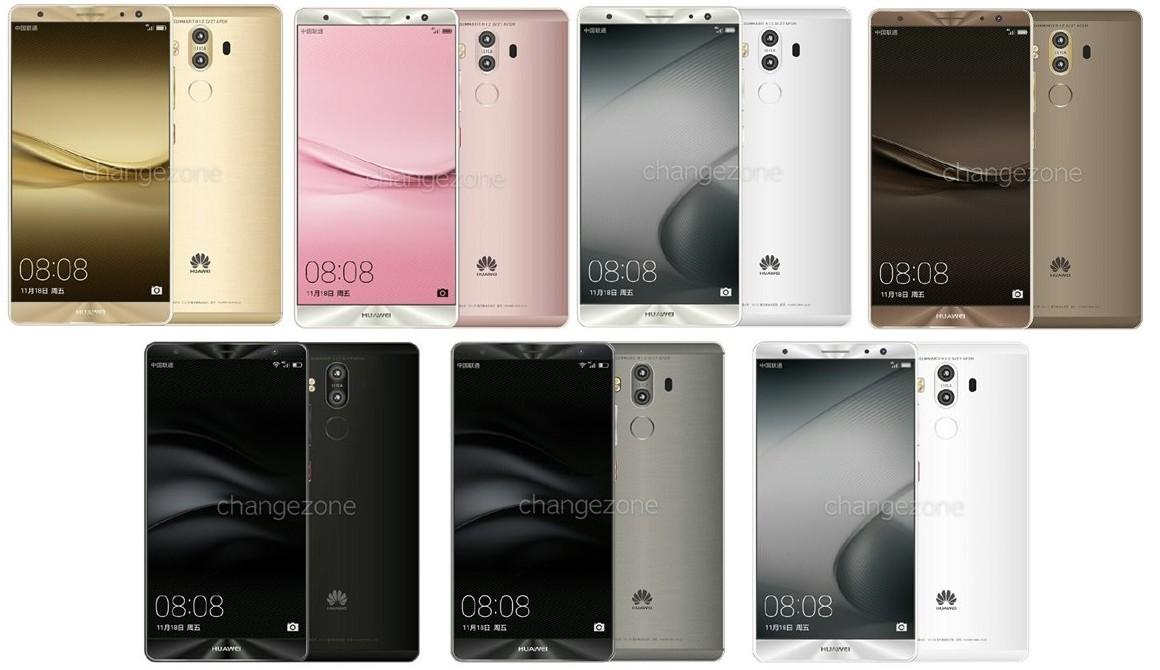 Huawei представит Mate 9 с4 ГБоперативной памяти за $480— Слухи