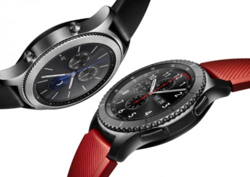 Компания Samsung представила 2 варианта смарт-хронометра Gear S3 на выставке IFA