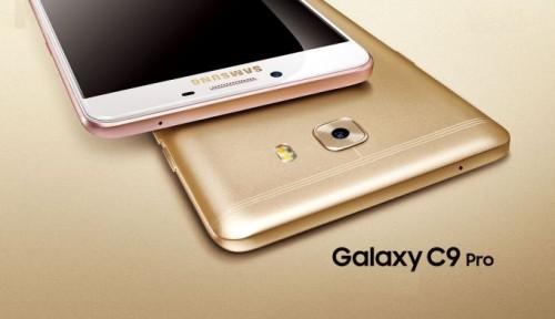 Samsung Galaxy C9 Pro официально представлен в качестве первого телефона компании-производителя с 6 Гб оперативной памяти