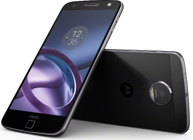 В Российской Федерации появились мобильные телефоны Moto ZиMoto ZPlay