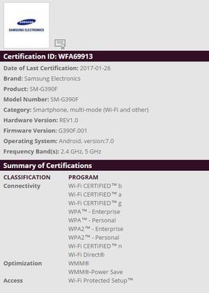 Samsung Galaxy Xcover 4 может быть анонсирован в ближайшее время