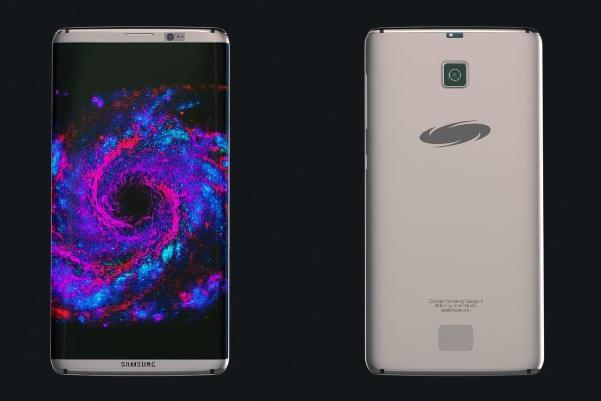 Название телефона Самсунг Galaxy S8 Plus доказано