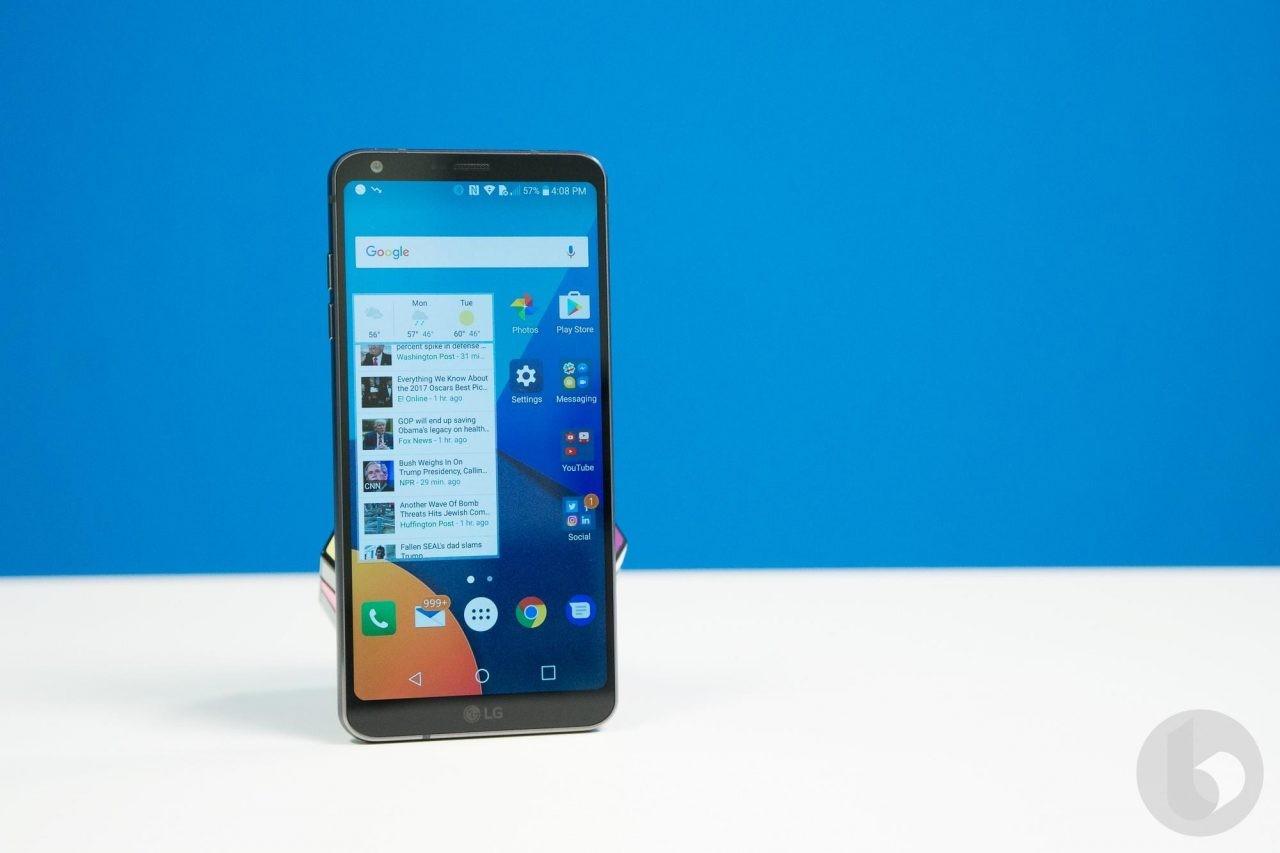 Первые подробности касательно LG G6 mini