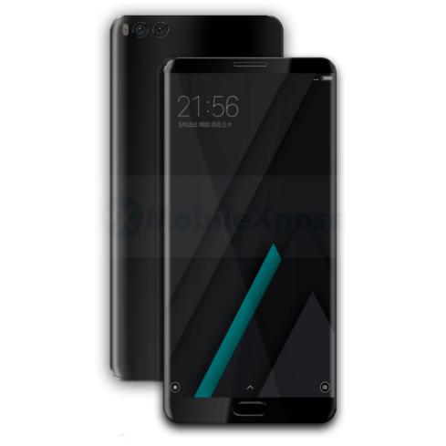 Рендер Xiaomi Mi Note 3: первый взгляд на смартфон