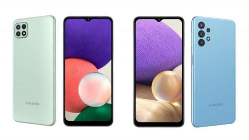 Samsung Galaxy A22 5G против Galaxy A32 5G: какой смартфон выбрать