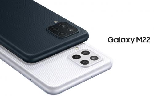 В России стартовали продажи Samsung Galaxy M52 5G и Galaxy M22